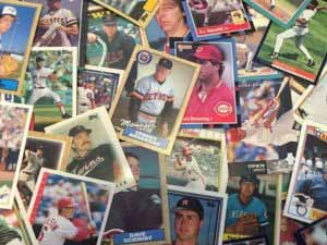 The Spring Baseball Card Show Westchester County Center